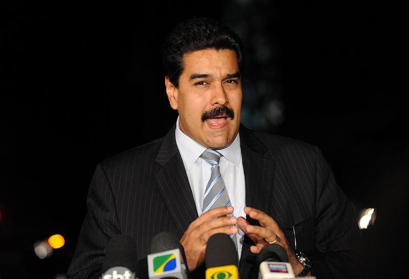 Nicolas Maduro. Picture by Fabio Rodrigues Pozzebom | ABr