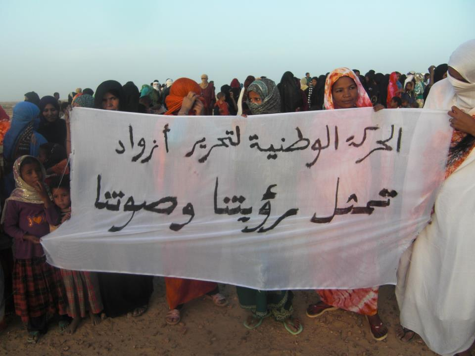 Timbuktu rejects al-Qaeda. Picture by Magharebia | Flickr